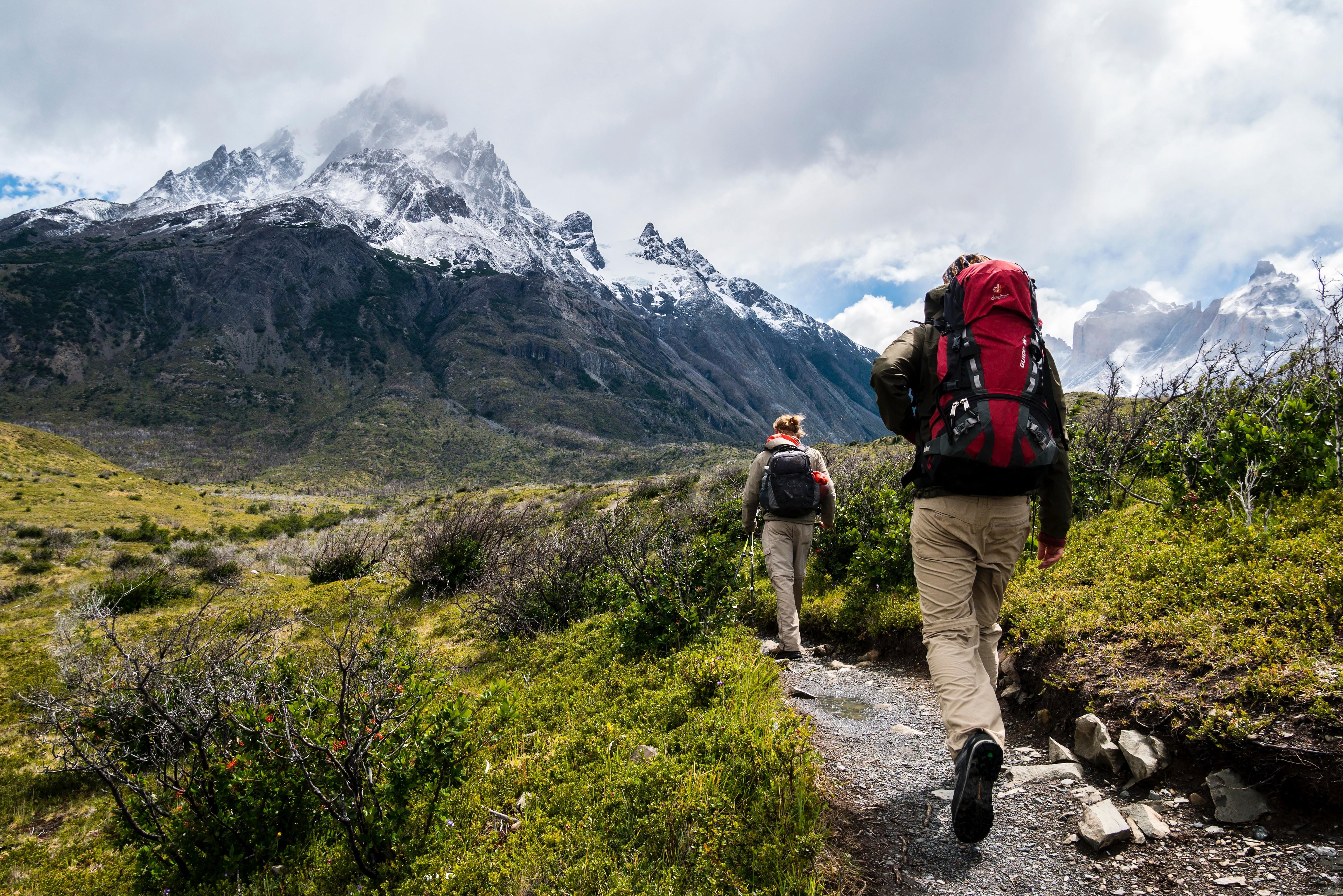 Marcher en montagne - Précision Chiropratique